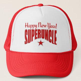SUPERUNCLE New Year hat - choose color