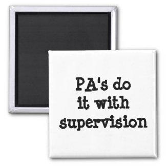 Supervision Magnet