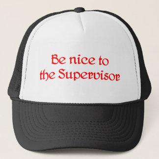 Supervisor Hat