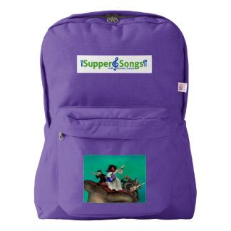 Supper and Songs Backpack