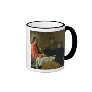 Supper at Emmaus, 1620 Ringer Mug