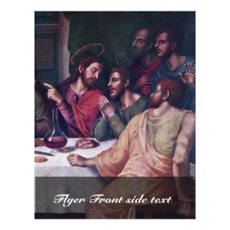 Supper By Juanes Juan De (Best Quality) Full Color Flyer