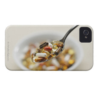 Supplements iPhone 4 Case-Mate Cases
