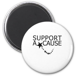 Support A Cause Magnet