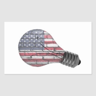 Support American Innovation Sticker