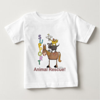Support Animal Rescue Tee Shirts