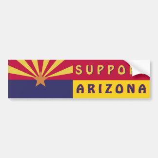 Support Arizona Bumper Sticker