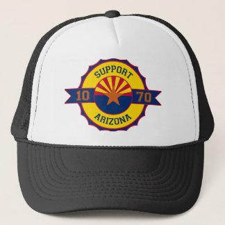 Support Arizona Trucker Hat