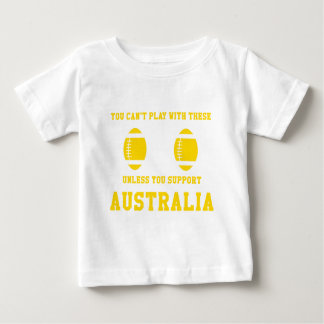 Support Australia Rugby T Shirt