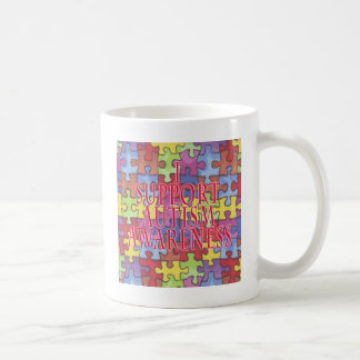 support Autism Awareness with my new designs! Mug