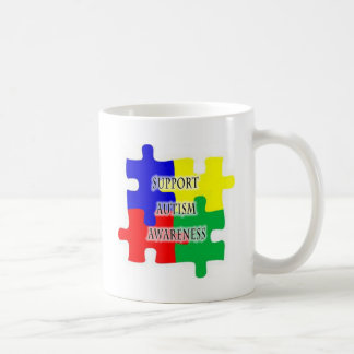 support Autism Awareness with my new designs! Mugs