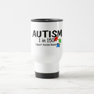 Support Autism Reachers Puzzle Pieces Coffee Mugs