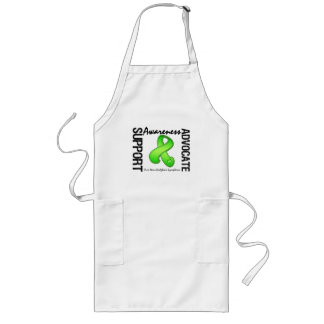 Support Awareness Advocate Non-Hodgkin's Lymphoma Long Apron