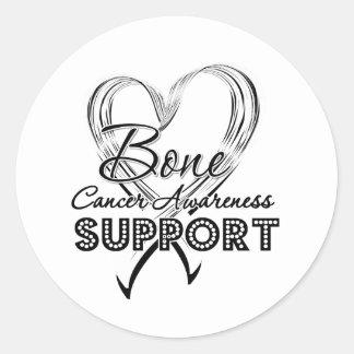 Support Bone Cancer Awareness Sticker