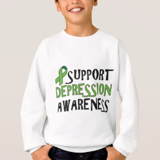 Support Depression Awareness Sweatshirt