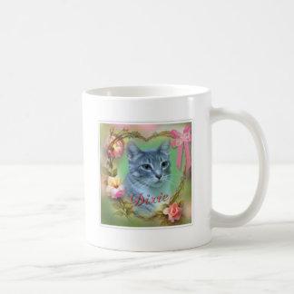Support Dixie Basic White Mug