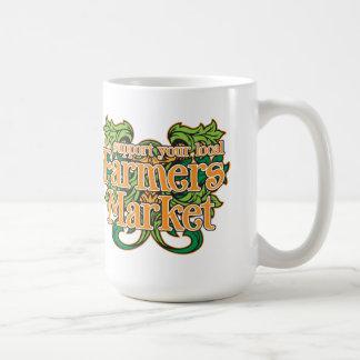 Support Farmers Market Mugs