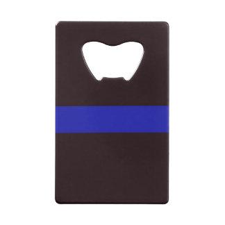 SUPPORT FOR POLICE CREDIT CARD BOTTLE OPENER