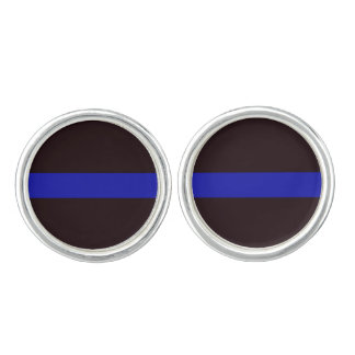 SUPPORT FOR POLICE CUFF LINKS