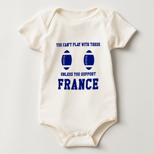 Support France Rugby T Shirt