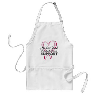 Support Head and Neck Cancer Awareness Aprons