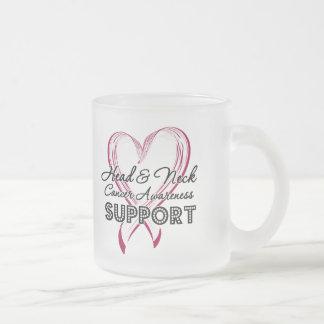 Support Head and Neck Cancer Awareness Mug