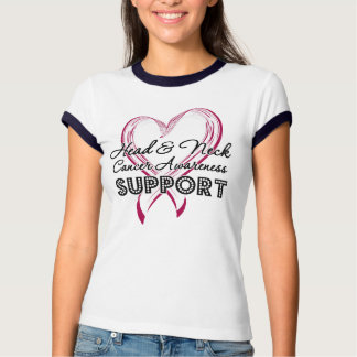 Support Head and Neck Cancer Awareness Shirts