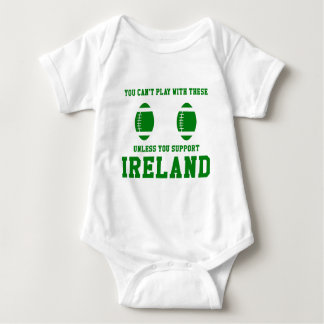 Support Ireland Rugby T Shirt