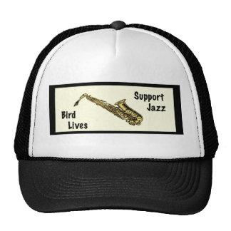 Support Jazz Hat