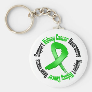 Support Kidney Cancer Awareness v2 Key Chain