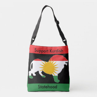 Support Kurdish Statehood tote bag