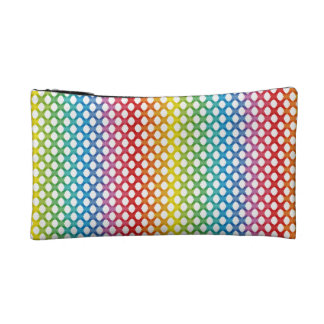 Support LGBT Gay Lesbian Pride Rainbow Wristlet