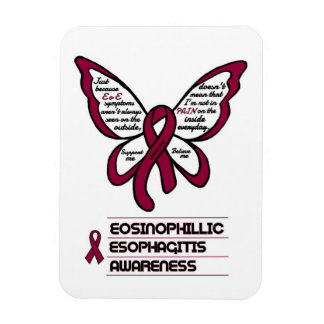 Support/Love/Believe...EoE Magnet