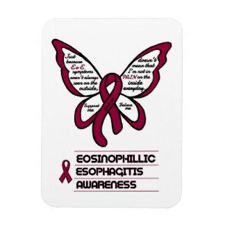 Support/Love/Believe...EoE Rectangular Photo Magnet