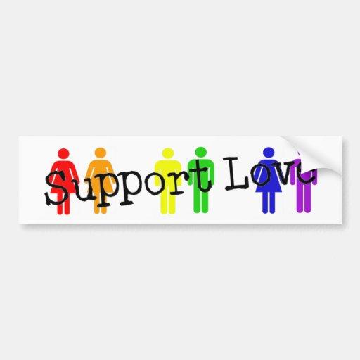 from Archer bumper gay pride sticker