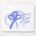 Support Love Hope - Oesophageal Cancer Mousepad