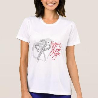 Support Love Hope - Retinoblastoma Cancer Tee Shirt