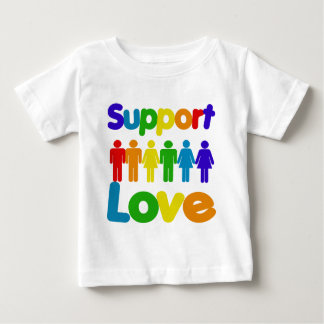 Support Love Tshirt