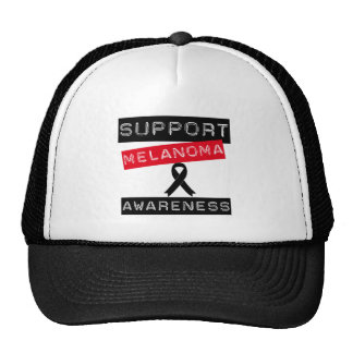 Support Melanoma Awareness Hats