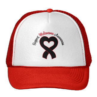 Support Melanoma Awareness Trucker Hats