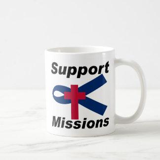 Support Missions Mug