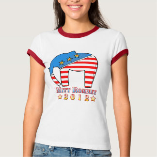 Support Mit Romney for President T-Shirt