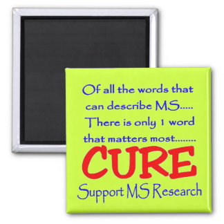 Support MS Research Square Magnet