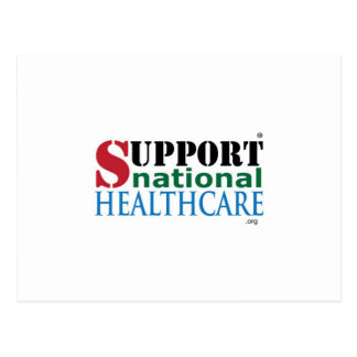 Support National HealthCare Products Postcard