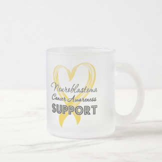 Support Neuroblastoma Cancer Awareness Mug