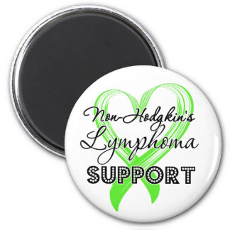 Support Non-Hodgkin s Lymphoma Awareness Refrigerator Magnets