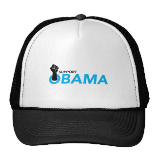 SUPPORT OBAMA MESH HATS