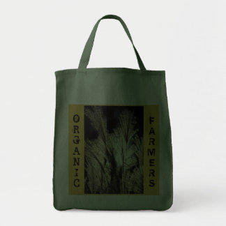 Support Organic Farmer's Grocery Bag