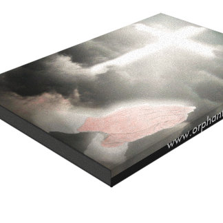 Support Orphan Frontier Gallery Wrapped Canvas