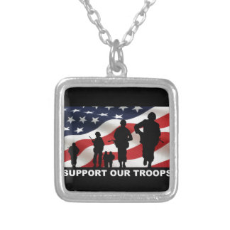 Support our troops army armed forces usa jewelry